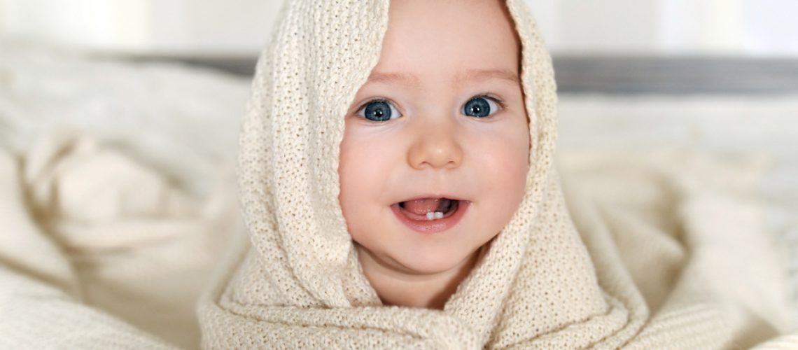 nascimento dos primeiros dentes
